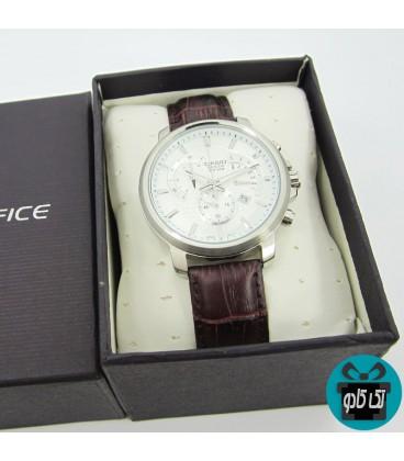 ساعت مردانه بند چرمی مدل BEM-506