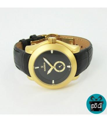 ساعت مردانه رومانسون مدل 588G بند مشکی