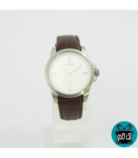 ساعت زنانه بند چرمی رومانسون مدل 350L