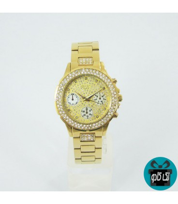 ساعت دخترانه ESPIRIT مدل ES2074 طلایی
