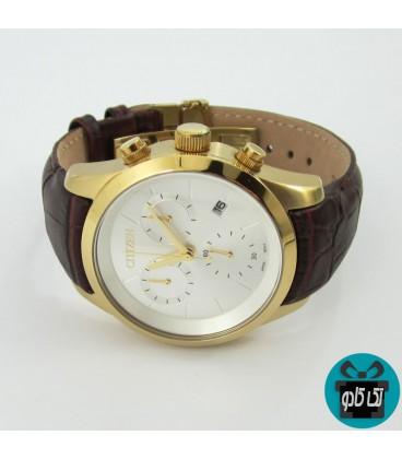 ساعت مردانه سیتی زن (CITIZEN) مدل HT-416MS قاب طلایی