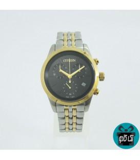 ساعت مردانه بند استیل CITIZEN مدل HT-416MS