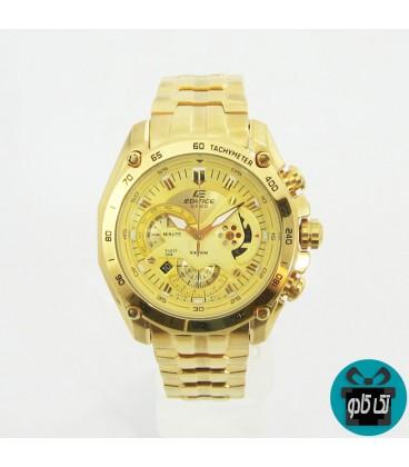 ساعت مچی اسپرت کاسیو EF-550 GOLD