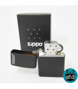 فندک Zippo اصل مدل 218ZL ZIPPO LOGO