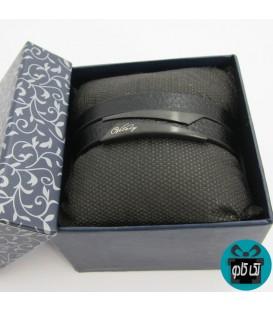 دستبند چرمی مردانه Vitaly