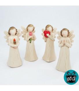 ست مجسمه مدل 4 فرشته