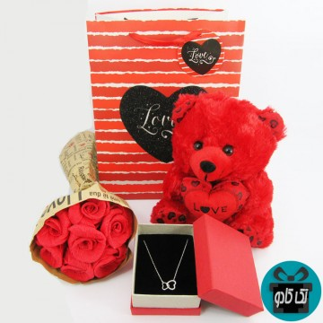 پک هدیه سه تکه عشق