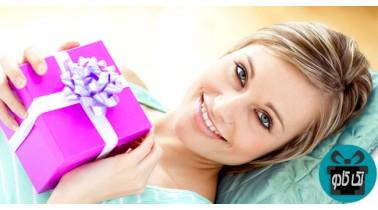 چند نکته در خصوص خرید هدیه برای خانم ها